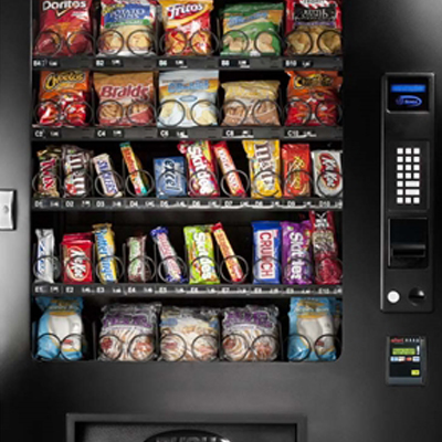 Houston, TX vending: Two In One Machines!